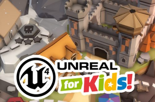 Unreal for Kids (8 a 13 años)