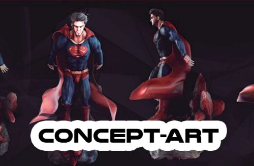 Concept-Art  (+16 Años) – Plazas abiertas