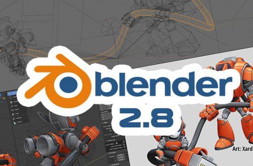 Blender Modelado 3D (+16 años) – Plazas abiertas