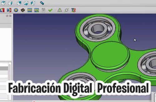 Fabricación 3D profesional (+16 años) – Próximamente